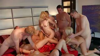 Swing Orgy With Sexy Milfs  Season 2, Ep. 8
