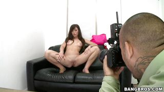 Bangbros-Vanessa Spreading Her Long Sexy Legs PornZek.Com
