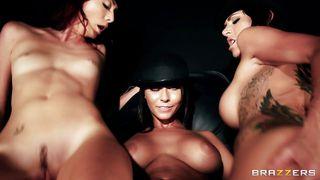 Three Classy Babes Fucking Each Other PornZek.Com