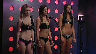 Playboy Morning Radio With Three Hot Chicks