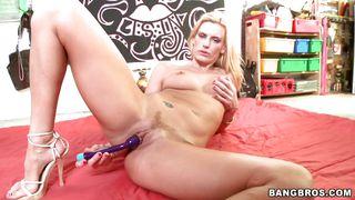 Dildo And Dick For Darryl PornZek.Com