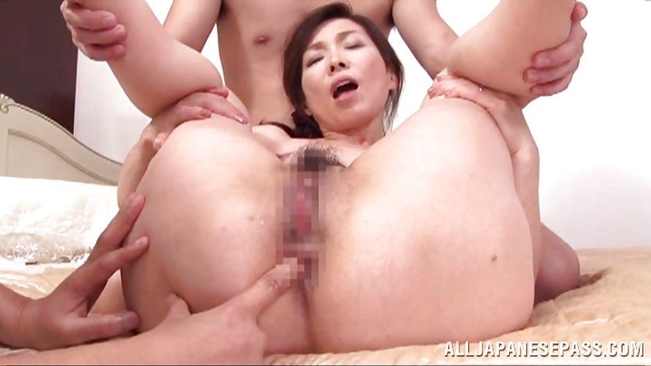 Asian Mom Anal