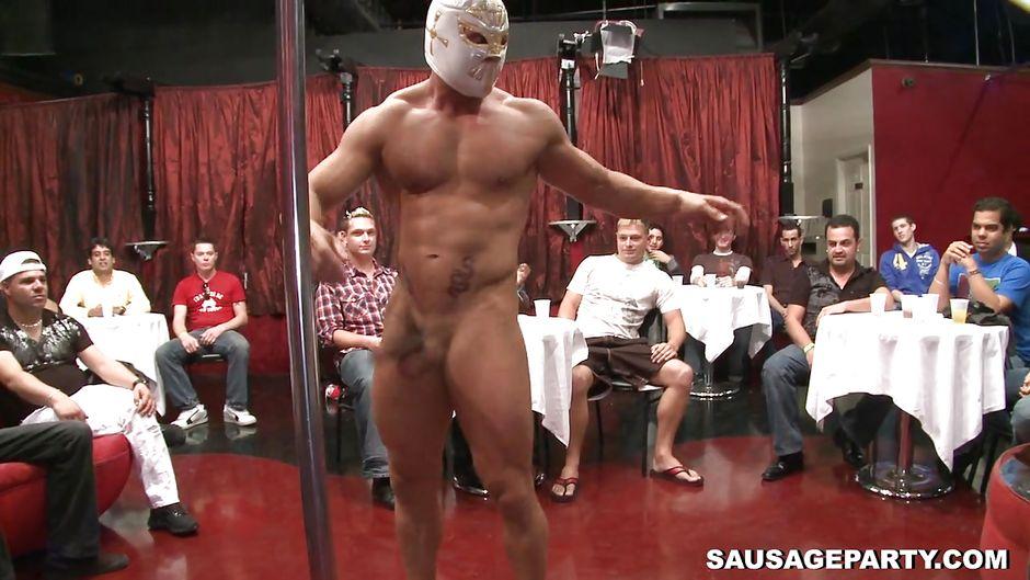 Schwuler Stripper-Sex Joanna krupa Sex-Video