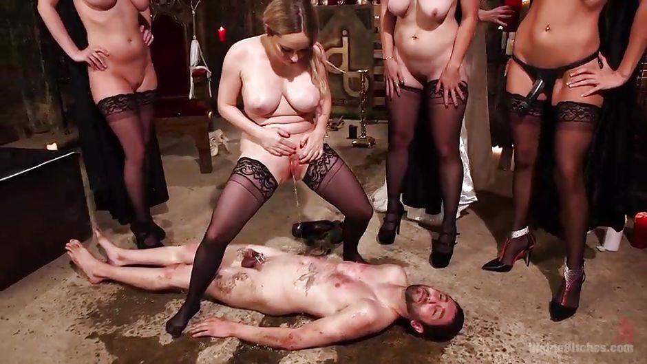 Wife julia gangbang big black cocks - 1 2