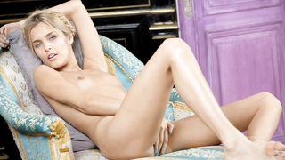 All Fine Girls-Sasha Blonde Showing Off Her Sexy Body PornZek.Com