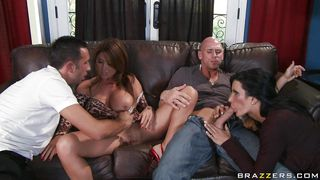 Two Mature Women Have Fun With The Boys PornZek.Com