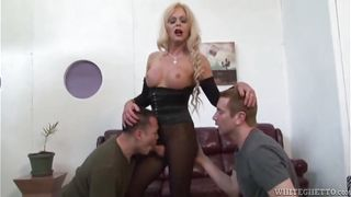 Shemale Goddess Has Her Cock Sucked  All Time Biggest Transsexual Cocks #09
