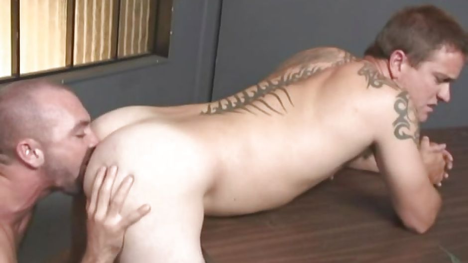 Interracial surprise blindfold tube