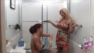 Teen Gets Seduced By A Mature Blonde Lesbian  Lesbian Seductions #22