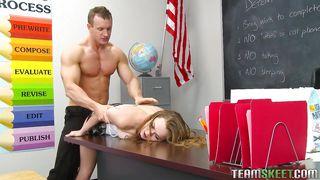 Team Skeet-Teen Has A Crush On Her Teacher PornZek.Com