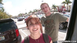Bangbros-Redhead Is Getting In The Bang Bus PornZek.Com
