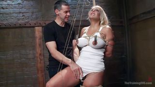 Angel Allwood Learns How To Have An Orgasm