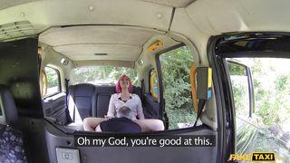 Fake Hub-Slutty Punk Chick Gets Eaten In The Car PornZek.Com