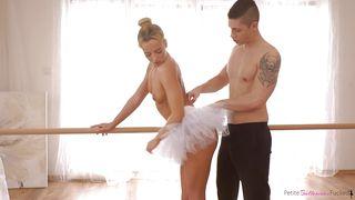 Nubiles Porn-Petite Ballerina With Round Ass Gets Fucked Hard PornZek.Com