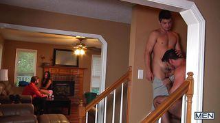 Sucking Dick In Three Separate Rooms