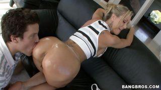 Mature Big Butts Sexy Lady Enjoys Riding Big Cock