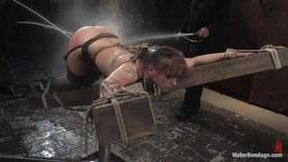 Ginger Milf Katja Is All Wet And Getting Wetter!