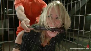 Kink-Blonde Lady Wants To Get Fucked Like A Whore PornZek.Com