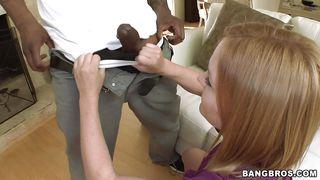 Krissy Lynn Gets A Black Dick For Interracial PornZek.Com