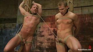 Gay Sex Slaves Treated Like Meat