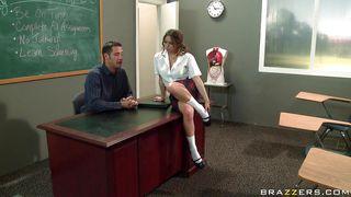 Rachel Roxxx Will Do Anything To Make Her Teachers Happy PornZek.Com