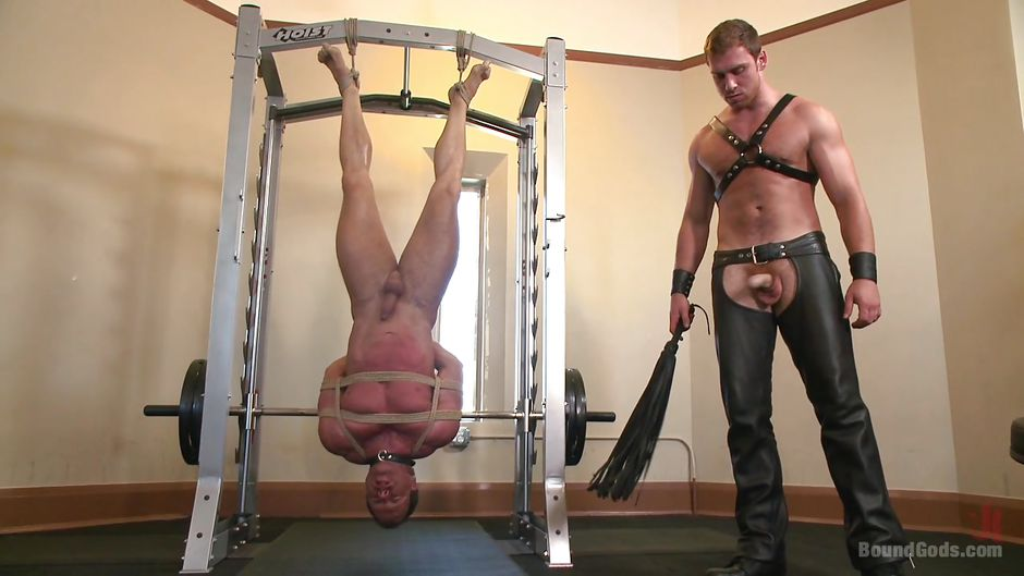 Bdsm xxx caged sub signs his body mind into his mistresses - 1 part 1