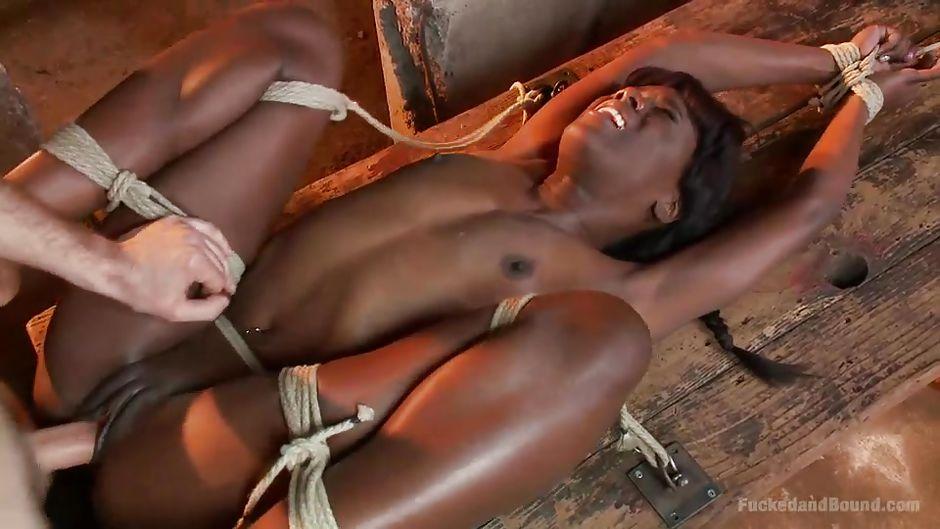 Ana Foxxx Bondage