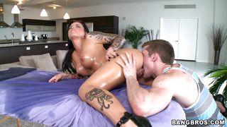 Bangbros-Hot Christy Mack Loves Wrapping Her Lips Around A Cock PornZek.Com