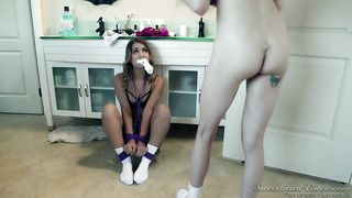 She Punished Me, Then Licked My Pussy  Prison Lesbians #05