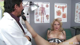 Patient Hits On Her Doctor And Gets Lucky PornZek.Com