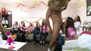 Mature Women Enjoying A Big Dick