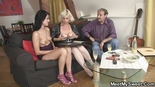 Mom And Dad Fucked Maria