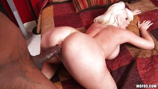 Busty Blonde Milf Getting Fucked Like A Bitch
