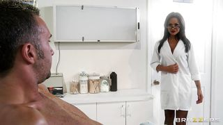 Amazing Doctor Teasing Her Patient PornZek.Com