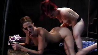 Midget Porn Pass-Redhead Midget Girl Fucking A Chick PornZek.Com
