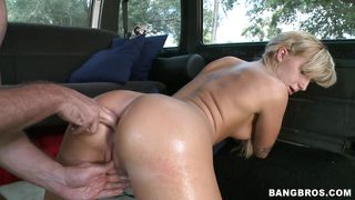 Horny Blonde Gets Licked And Sucks A Cock PornZek.Com