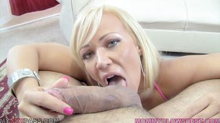 Myxxxpass-Slutty Mommy With Big Boobs Sucking A Hard Cock PornZek.Com