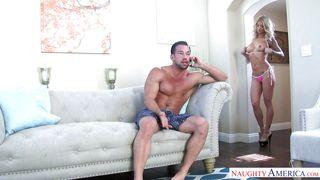 Naughty America-Synthia Has No Problems Fucking With Her Friend's Husband PornZek.Com