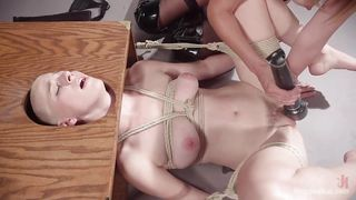 Mona Makes Riley Her Slave
