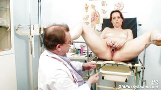 Medical Examination For A Mature Slut