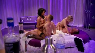 They Are Having An Orgy On The Bed Named Heaven  Season 5. Ep. 5