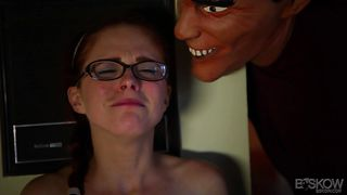Masked Guy Seduces Slutty Penny
