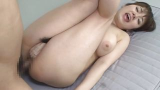 Busty Nippon Beauty Ass Fingered And Fucked