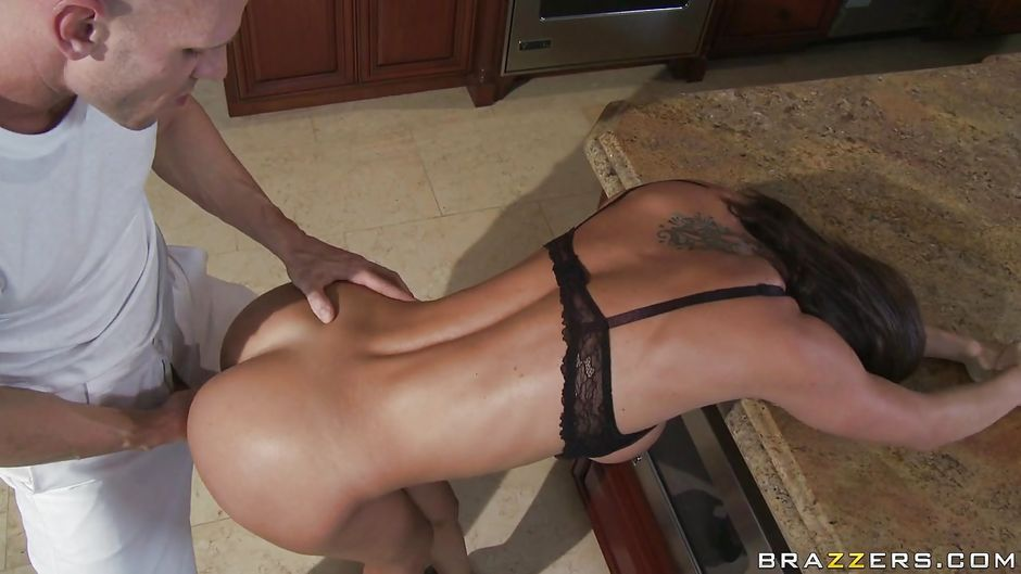 Blowjob The Kitchen French