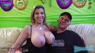 Big Booty Slut Sucking Cock Like A Pro