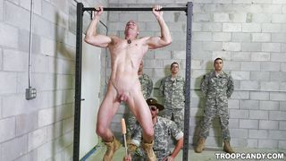 Try Pull-ups Like This If You Are Too Horny