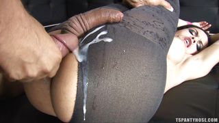 Shemale Drilled Hard With Big Hard Cock