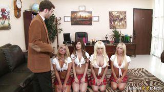 James Deen robiť Gay porno