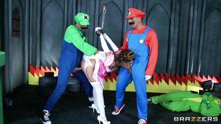 Mario Bros. Fuck Princess Peach