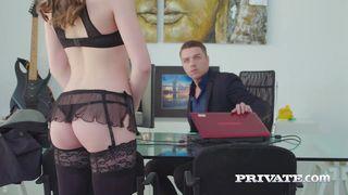 Private-Evelina Darling, Addicted To Lingerie And Anal Sex PornZek.Com
